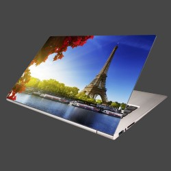 Nálepka na notebook - Eifelova veža