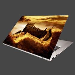 Nálepka na notebook - Čínsky múr