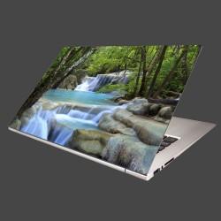 Nálepka na notebook - Horský potok