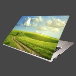 Nálepka na notebook - Letná krajina