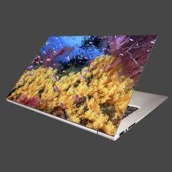 Nálepka na notebook - Korálový útes