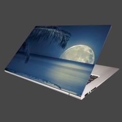 Nálepka na notebook - More v noci
