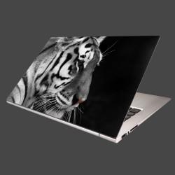 Nálepka na notebook - Tiger - detail