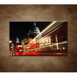 Obraz na stenu - Nočný Londýn