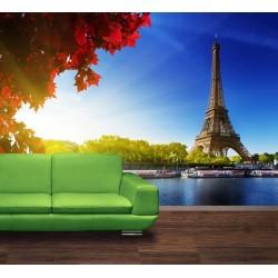Fototapeta - Eifelova veža