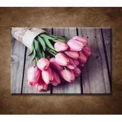 Obrazy na stenu - Jarné tulipány