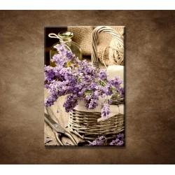Obrazy na stenu - Čerstvá levanduľa