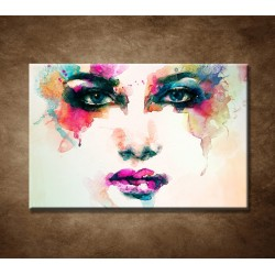 Obrazy na stenu - Abstraktný motív 3