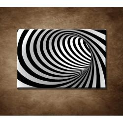 Obrazy na stenu - Abstraktný tunel