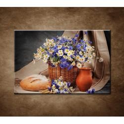 Obrazy na stenu - Poľné kvety