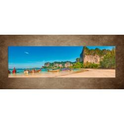 Západná pláž Railay