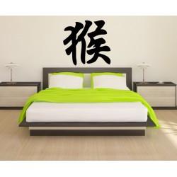 Nálepka na stenu - Čínske znamenie  ,,OPICA,,