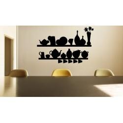 Nálepka na stenu - Kuchyňa