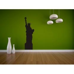 Nálepka na stenu - Socha Slobody