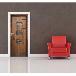 Nálepky na dvere - Dvere