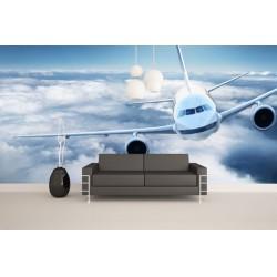 Fototapeta - Boeing 747