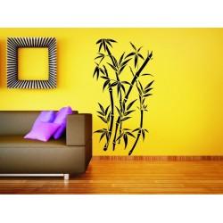 Nálepka na stenu - Čínsky bambus