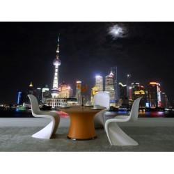 Nočný Shanghai