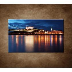 Obraz na stenu - Bratislava
