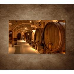 Obrazy na stenu - Vínna pivnica